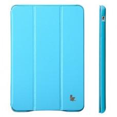 Чехол JisonCase Classic Smart Case для iPad mini Retina (Синий)
