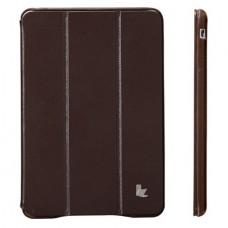 Чехол JisonCase Classic Smart Case для iPad mini Retina (Коричневый)