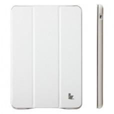 Чехол JisonCase Classic Smart Case для iPad mini Retina (Белый)