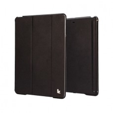 Чехол JisonCase Premium Smart Cover для iPad Air (Чёрный)