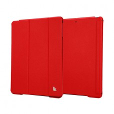 Чехол JisonCase Premium Smart Cover для iPad Air (Красный)