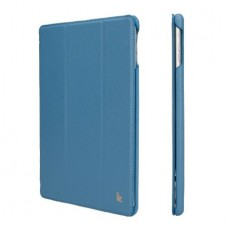 Чехол JisonCase Smart Case для iPad Air (Синий)