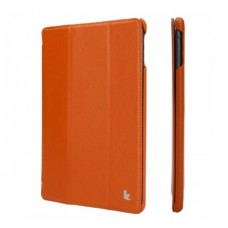 Чехол JisonCase Smart Case для iPad Air (Оранжевый)
