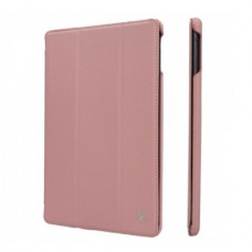 Чехол JisonCase Smart Case для iPad Air (Розовый)