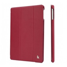 Чехол JisonCase Smart Case для iPad Air (Бордовый)