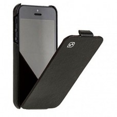 HOCO Duke Leather Case для iPhone 5/5S (Чёрный)