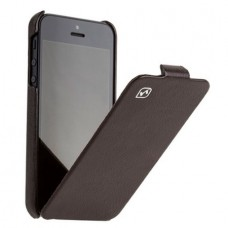 HOCO Duke Leather Case для iPhone 5/5S (Кофейный)