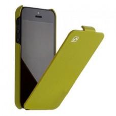 HOCO Duke Leather Case для iPhone 5/5S (Зелёный)