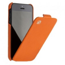 HOCO Duke Leather Case для iPhone 5/5S (Оранжевый)