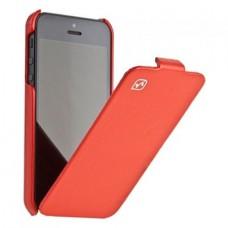 HOCO Duke Leather Case для iPhone 5/5S (Красный)