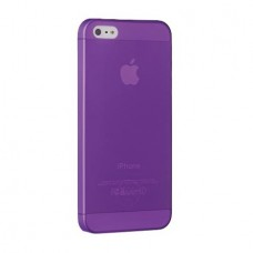 Чехол Ozaki O!Coat 0.3 Jelly для iPhone 5/5S (Фиолетовый)