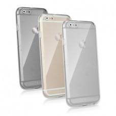 Чехол-накладка для Apple iPhone 6 Plus (Прозрачный)