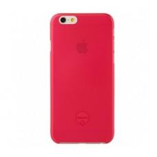 Чехол Ozaki O!Coat 0.3 Jelly для iPhone 6 (Красный)