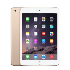Apple iPad mini 3 Wi-Fi + Cellular 128GB Gold (Золотой) (РСТ)