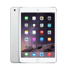 Apple iPad mini 3 Wi-Fi + Cellular 16GB Silver (Серебристый) (РСТ)
