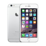 Apple iPhone 6 16GB Silver (Серебристый) (РСТ)