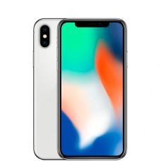 Apple iPhone X 64 Гб (Серебристый)