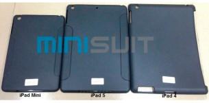 Компания MiniSuit уже начала производство чехлов для iPad 5