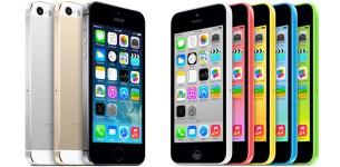 Apple анонсировала iPhone 5S и iPhone 5C