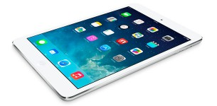 Apple представила новые iPad Air и iPad Mini Retina