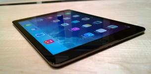 Новый iPad Air на 90% производительнее iPad 4