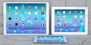 Apple уже выбрала производителя 12,9-дюймового iPad