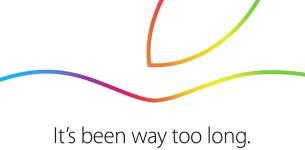 Презентация iPad Air 2 и iPad Mini 3 состоится 16 октября