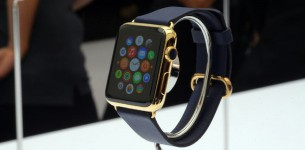 Apple Watch: Защита от брызг, 8 Гб памяти и заменяемая батарея