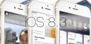 Apple выпустила iOS 8.3 с поддержкой русской Siri
