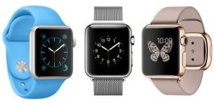 Стартовал приём предзаказов на Apple Watch