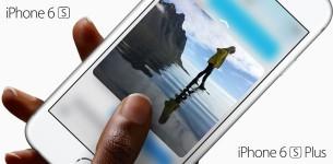 Apple официально представила смартфоны iPhone 6S и iPhone 6S Plus