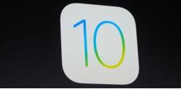 Apple официально анонсировала новую операционную систему iOS 10