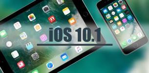 Apple выпустила iOS 10.1 для iPhone, iPad и iPod touch