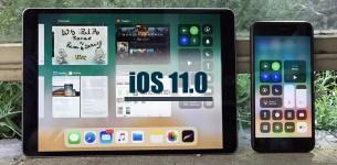 Apple выпустила iOS 11.0 для iPhone, iPad и iPod touch